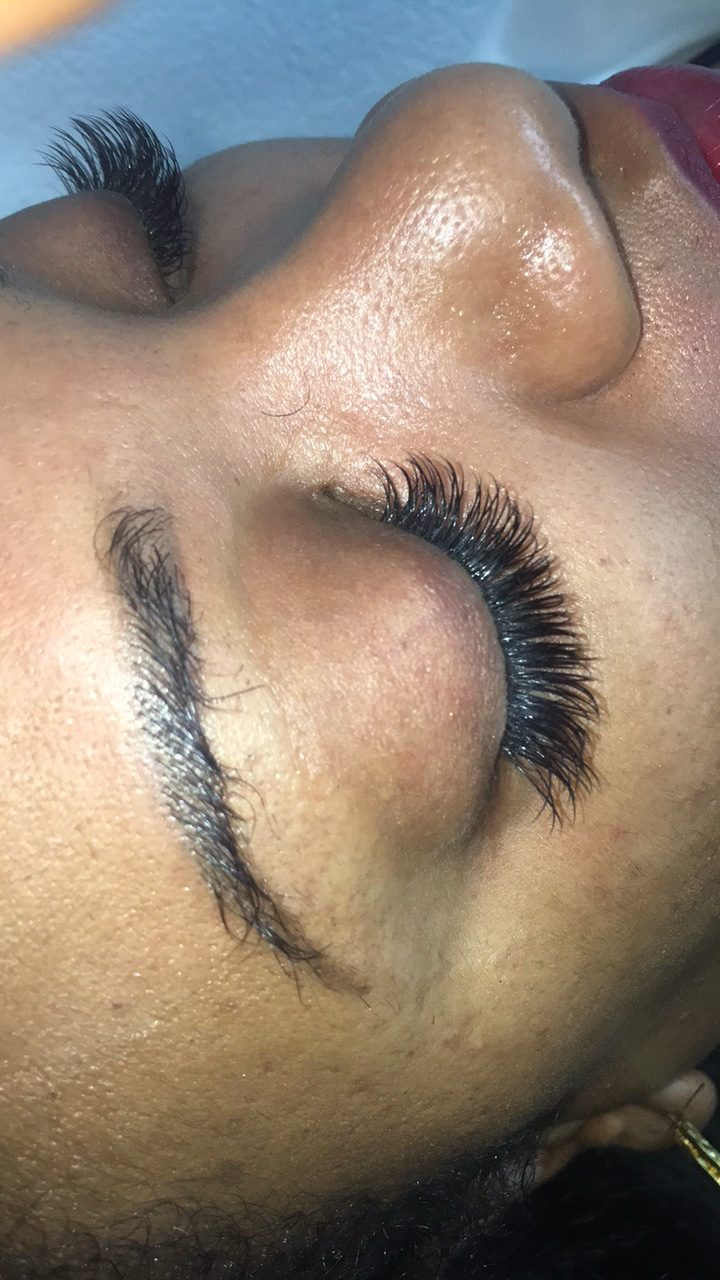 Semi Permanent Lash Extensions